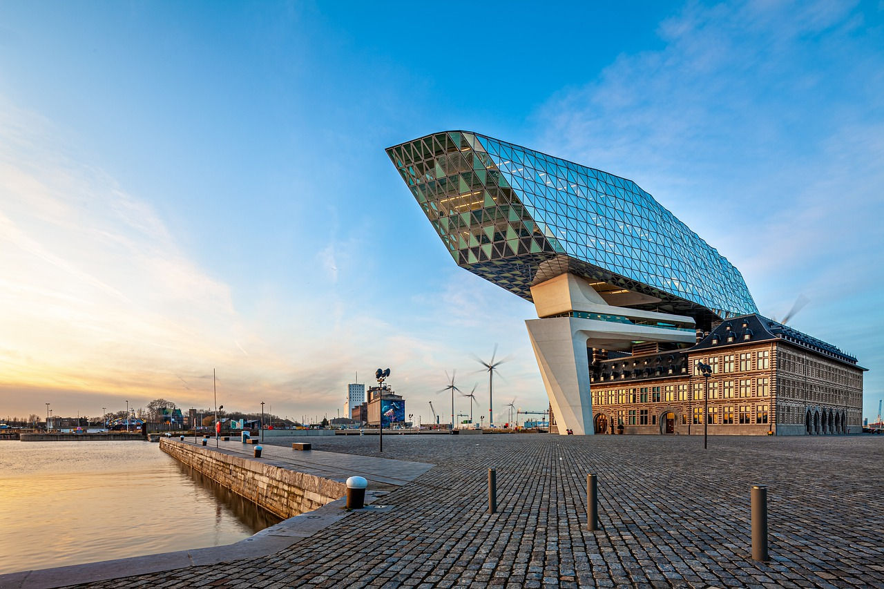 Bezoek Zurenborg, één van de mooiste wijken van Antwerpen