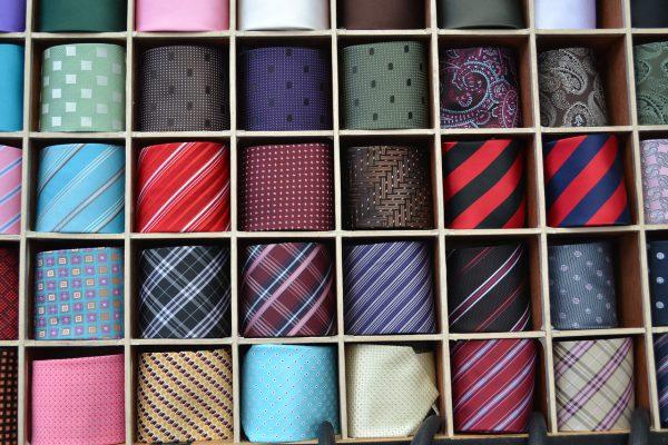 Wanneer draag je een stropdas?